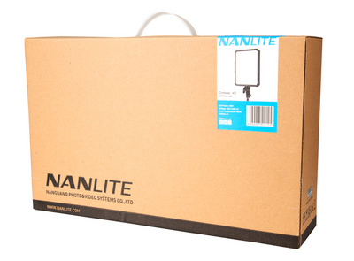 Nanlite Compac 40B BI-COLOR LED (3200-5600K) luč panel